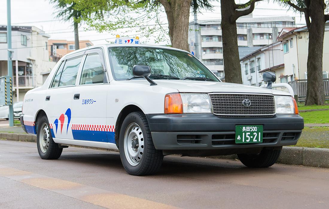 タクシー写真1
