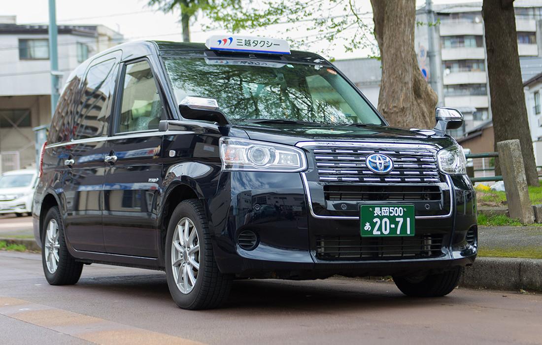 タクシー写真2